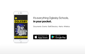 It's everything Oglesby Schools, in your pocket!